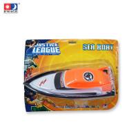 IMAGE TOYS mainan Justice League Sea Boat ( Blister Card )
