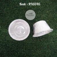Alumunium Cup Round RX0346 (5pcs)