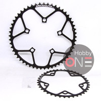 Extralite Octaramp 53-39T BCD110x5 Compact High-ratio Chainring - CH2