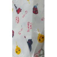 baby slabber / celemek bayi / apron / serbet baju persiapan makan bayi