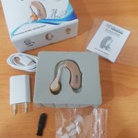 HEARING AID RECHARGE KF809 Alat Bantu Dengar Bisa di Cas Charge KF-809