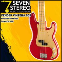Fender Vintera 50s Precision Bass Dakota Red