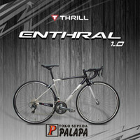 Sepeda Balap THRILL ENTHRALL 1.0 NEW Road Bike 1