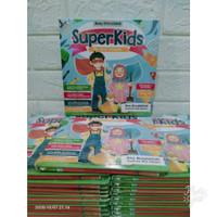 Buku Aktivitas Anak Islami Busy Storybook Superkids