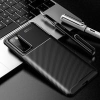 Case Samsung Galaxy S20 FE Case Softcase Rugged Armor Original