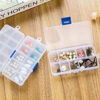Kotak Tempat Obat Penyimpanan Obat Pil Tablet Storage Box Aksesoris