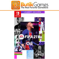 FIFA 21 Legacy Edition Switch FIFA21