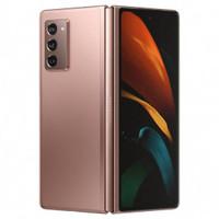 Samsung Galaxy Z Fold 2 / Fold2 12GB 256GB 256 RESMI SEIN 1 Tahun - Bronze