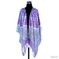 OUTWEAR Summer OUTER KIMONO FASHION KEKINIAN DAILY RAYON BALI 080