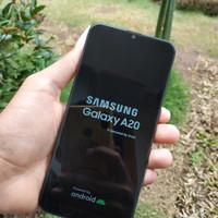 Mesin Samsung A20 RAM 3/32GB