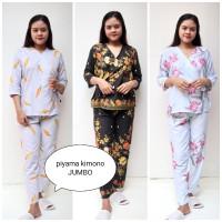 piyama kimono jumbo dewasa