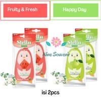 Stella Air Freshener Pengharum Mobil isi 2Pcs