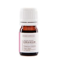 Organic Supply Co - Geranium Essential Oil Organic - 5ml
