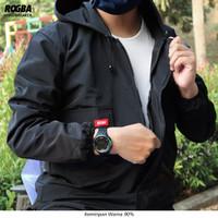 Rogba Windbreaker Jaket Anti Angin dan Air