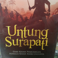 Buku sejarah Untung Surapati