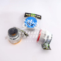 Filter Udara Karburator Mini Karburator Variasi Motor Murah Laris