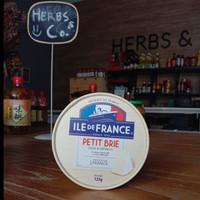 ILE de FRANCE - Brie Cheese 125gr