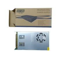 Power supply 12V/30A adaptor CCTV Central+Kipas