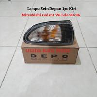 Lampu Sen Sein Corner Lamp 1pc Kiri Mitsubishi Galant Lele V6 93-96