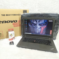 Laptop Lenovo L440 core i3 haswell layar 14 inch Muluss