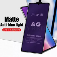 SAMSUNG GALAXY S20 FE TEMPERED GLASS ANTI BLUE LIGHT MATTE FULL COVER