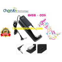 cherub wtb005 wtb-005 wtb 005 pedal sustain keyboard