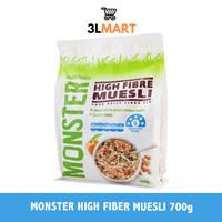 MONSTER HIGH FIBER MUESLI 700GR