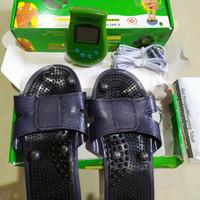Sunmas Alat Pijat Kaki Dan Tubuh Sandal kesehatan Elektrik
