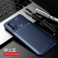 Case Oppo A53 2020 Case Softcase Rugged Armor Original
