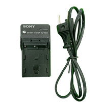 Charger Sony BC-VM50- Charger Kamera