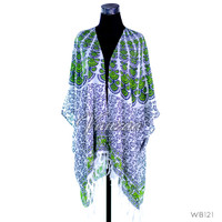 OUTWEAR Summer OUTER KIMONO FASHION KEKINIAN DAILY RAYON BALI 076