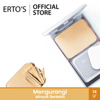 Sebum Reducer Compact Powder Ertos
