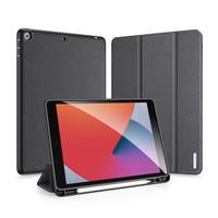 Case iPad 8 10.2 2020 - DOMO Original Premium Smartcase w/ Pen Holder