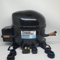 kompresor / compressor kulkas 1/6 HP panasonic SFK43C82GPX original