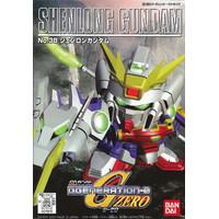 SD Shenlong Gundam SDGG038 Bandai Model Kit Gunpla SD Gundam SDGG