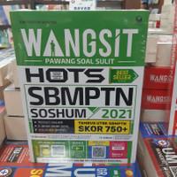 Buku Wangsit Pawang Soal Sulit Hots Utbk Sbmptn Soshum 2021