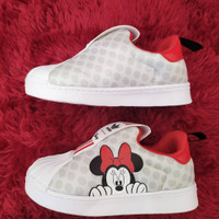 "Sepatu Bayi Adidas Superstar 360 X Minnie Mouse ""Original Indonesia"""