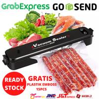 Mesin Vacum Vacuum Sealer Makanan Basah Kering Frozen Food Original