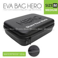 GoPro HERO EVA Waterproof MEDIUM Case/Tas/Bag For Action Cam