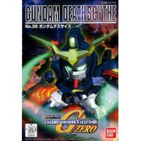 SD Gundam Deathscythe SDGG035 Bandai Model Kit Gunpla SD Gundam SDGG