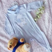 sleepsuit tutup kaki/sleepsuit bayi/baju bayi branded/chicco original