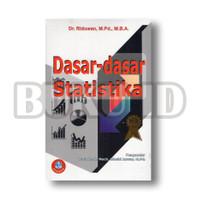 Buku Dasar-dasar Statistika