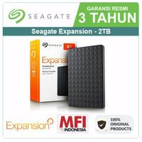 SEAGATE Expansion 2TB External Hardisk HDD USB 3.0 Garansi Resmi