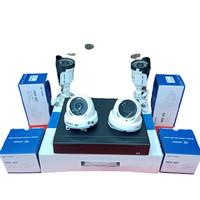 Paket CCTV 4CH 4Kamera 2MP Komplit Tinggal Pasangan