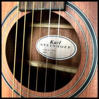 Gitar Karl Steinhoff HF 30 / Accoustic - Electric Guitar (String)