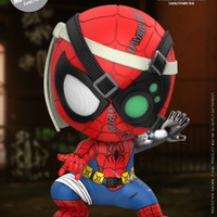 HOT TOYS HT COSBABY COSB773 SPIDERMAN CYBORG SPIDER-MAN SUIT