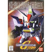 SD Gundam Geminass 01 SDGG033 Bandai Model Kit Gunpla SD Gundam SDGG