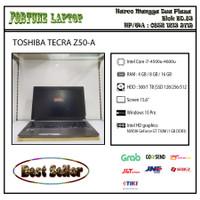 TOSHIBA Tecra Z50-A|Core i7-Gen 4|Camera |NVIDIA GeForce GT 730M (1 GB - RAM 8-SSD 512