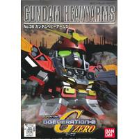 SD Gundam Heavyarms SDGG036 Bandai Model Kit Gunpla SD Gundam SDGG