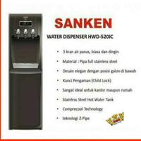 Dispenser galon bawah sanken hwd c520ic